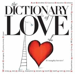 Book The Dictionary of Love by John Stark