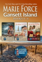 Gansett Island Boxed Set Books 4-6 by Marie Force