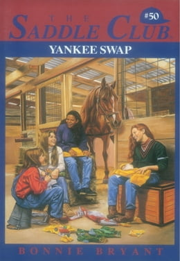 Book Yankee Swap by Bonnie Bryant