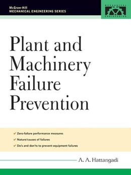 Book Plant and Machinery Failure Prevention by Hattangadi, A