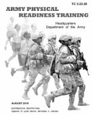 Training Circular TC 3-22.20 (FM 21-20) Army Physical Readiness Trainingtc by United States Government  US Army