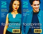 Footprints in the Sand (Back-2-Back, Book 1) by Chloe Rayban
