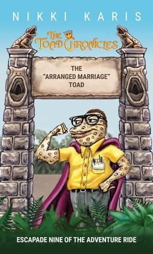 """The """"Arranged Marriage"""" Toad"""