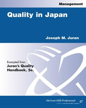 Quality in Japan