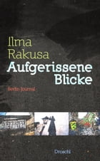 Aufgerissene Blicke: Berlin-Journal by Ilma Rakusa