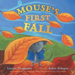 Book Mouse's First Fall by Lauren Thompson