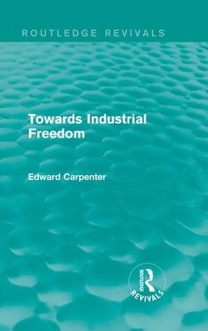 Towards Industrial Freedom