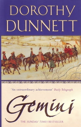 Book Gemini: The House Of Niccolo by Dorothy Dunnett