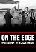9786214201174 - Jiggy Manicad: On The Edge - Book