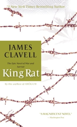 Book King Rat by James Clavell