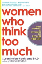 Women Who Think Too Much Cover Image