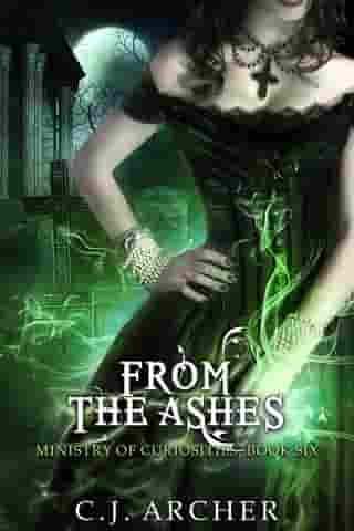 From The Ashes by C.J. Archer