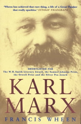 Book Karl Marx by Francis Wheen