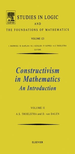 Book Constructivism in Mathematics, Vol 2 by Troelstra, A.S.