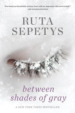 Book Between Shades of Gray by Ruta Sepetys