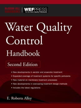 Book Water Quality Control Handbook, Second Edition by Alley, E.