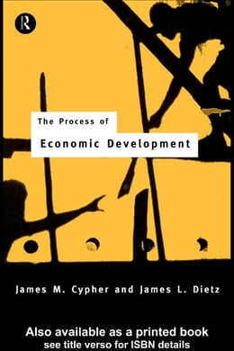 Book The Process of Economic Development by Cypher, James M.