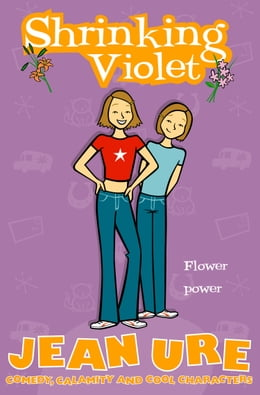 Book Shrinking Violet by Jean Ure