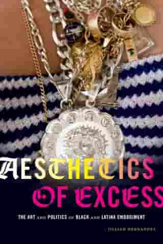 Aesthetics of Excess: The Art and Politics of Black and Latina Embodiment