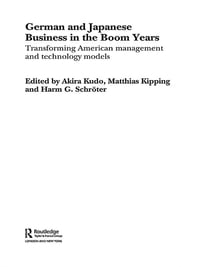 German and Japanese Business in the Boom Years