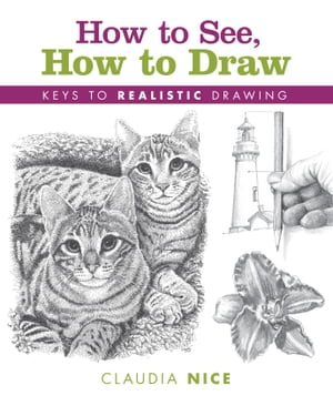 How to See, How to Draw: Keys to Realistic Drawing by Claudia Nice