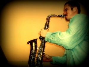 How to Play a Saxaphone by Mark Langley