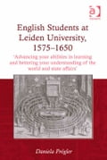 The oldest and most renowned Dutch university, Leiden was an attractive proposition for travelling foreign students in the seventeenth and eighteenth centuries. Alongside offering an excellent academic program and outstanding facilities, Leiden was also able to cater to the desires of noble students providing various extra-curricular activities. Leiden was the most popular continental university among English students, and this book investigates the 831 English students who studied there between