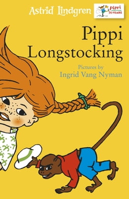 Book Pippi Lonstocking by Astrid Lindgren