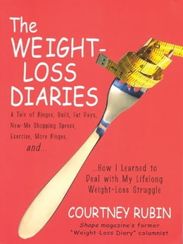 Book Weight-Loss Diaries, The by Rubin, Courtney