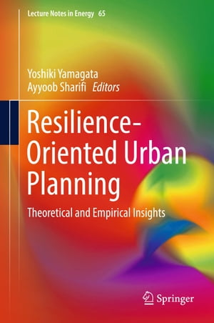 Resilience-Oriented Urban Planning: Theoretical and Empirical Insights