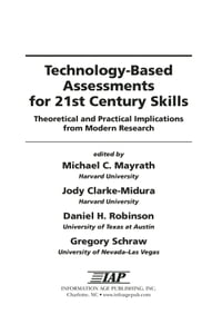 Technology-Based Assessments for 21st Century Skills: Theoretical and Practical Implications from…