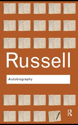 Book Autobiography by Russell, Bertrand