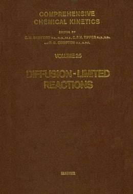 Book Diffusion-Limited Reactions by Rice, S.A.
