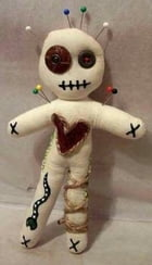 How to Make a Voodoo Doll by Anne Bronstein