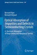 Optical Absorption of Impurities and Defects in Semiconducting Crystals 5e0df175-1bdf-4b05-9fba-a701a2db6f39