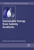 Sustainable Energy from Salinity Gradients by Andrea Cipollina