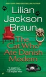 The Cat Who Ate Danish Modern Cover Image