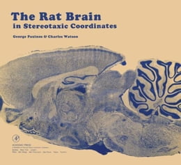 Book The Rat Brain in Stereotaxic Coordinates by Paxinos, George