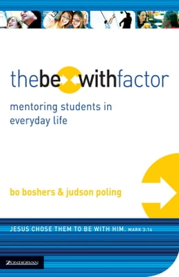 Book The Be-With Factor by Bo Boshers