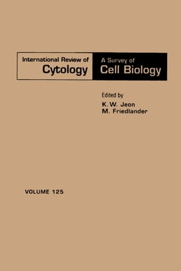 Book INTERNATIONAL REVIEW OF CYTOLOGY V125 by Jeon, K.W.