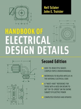 Book Handbook of Electrical Design Details by Neil Sclater