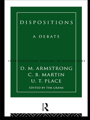 Dispositions A Debate