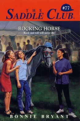 Book Rocking Horse by Bonnie Bryant