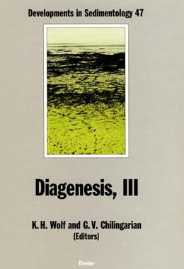 Book Diagenesis, III by Chilingarian, G.V.