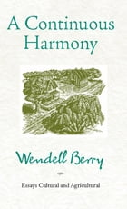 A Continuous Harmony Cover Image