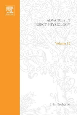 Book Advances in Insect Physiology by Treherne, J. E.