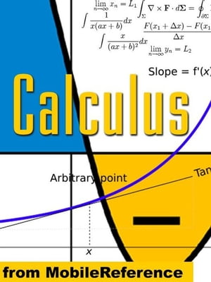 Calculus Study Guide (Mobi Study Guides)