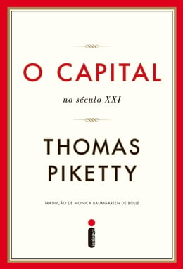 Book O capital no século XXI by Thomas Piketty