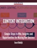 9781489152527 - Gerard Blokdijk: Content Integration - Simple Steps to Win, Insights and Opportunities for Maxing Out Success - 書