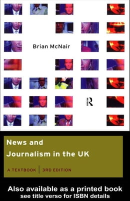 Book News and Journalism in the UK by McNair